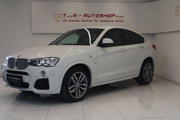 BMW X4 30d M-paket -aut