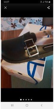 Abeba Sicherheits Schuh Gr 38
