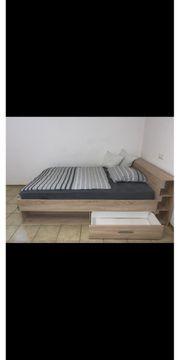 Funktionsbett Jugendbett 140x200cm Liegefläche inkl