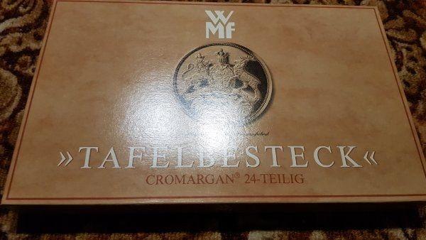 WMF Cromargan 24-teil Tafel-Besteck