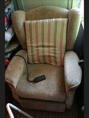 Sessel elektro verstellbar ohrensessel Senioren