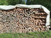 Verkauf Brennholz Fichte trocken gespalten