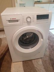 Bosch Waschmaschine Eco Silent über