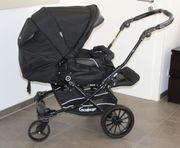 Emmaljunga Kinderwagen Babyschale Sportwagenaufsatz Zubehör