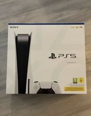 sony Playstation 5 disc version
