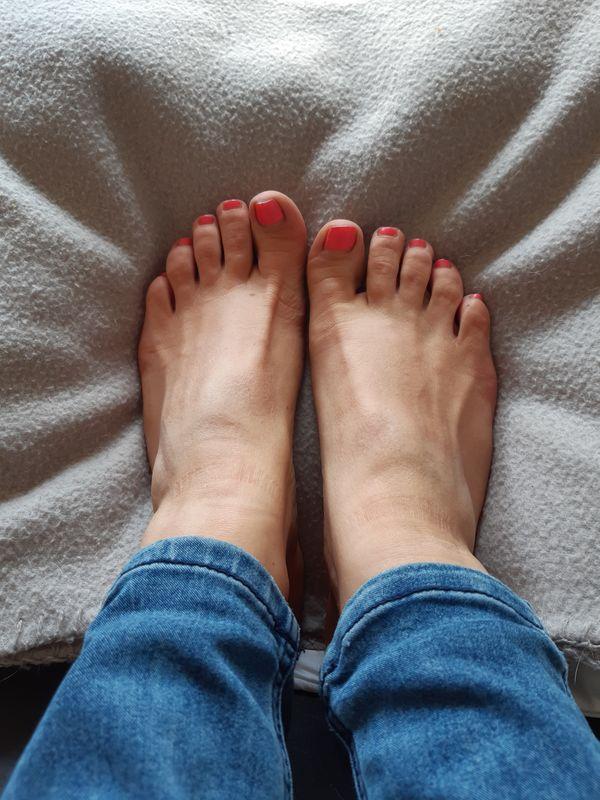 Füße hautnah erleben