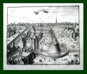 Utrecht-Uytrecht-Holland-Original-Kupferstich-Luyken
