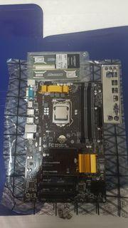 Intel XEON E3-1231 V3 4x3