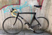 Carbon Rennrad Villiger RH 58cm