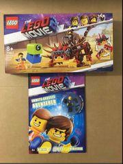 Lego Movie Paket 70827 plus