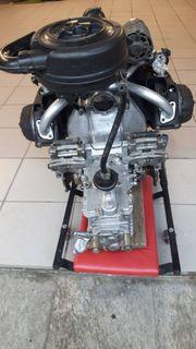 motor für 2CV