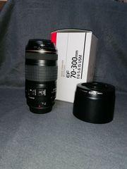 Canon EF 70-300 F4-5 6