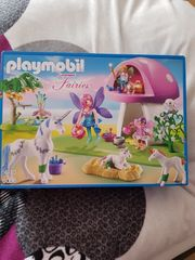 playmobil faires 6055