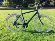 Hochwertiges Alu-Fahrrad Cityrad von Hercules