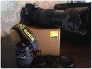 Nikon D610 - Full Frame Digital