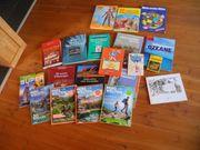 Bücher und Zeitschrift Berg Welten