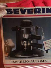 Serverin Espresso Automat