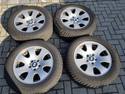 4 BMW Reifen mit Felgen