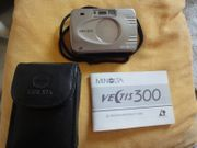 Minolta Vectis 300 Panorama-Kamera mit