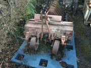 Fräse 90cm für Schmalspurtraktor