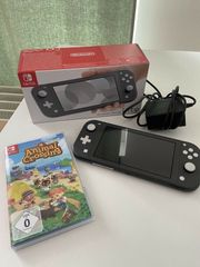 Nintendo Switch Lite Animal Crossing