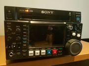 SONY PDW-HD1500 XDCAM HD IMX