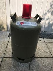 Nutzungsflasche Propangas 11kg leer zu