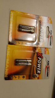 13 AAAA Batterien