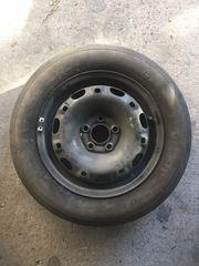 Räder Stahl mit Reifen für