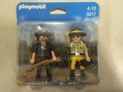Playmobil 9217 Ranger und Wilddieb -