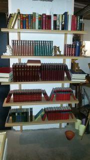 Große Büchersammlung Viel Rarität Bücher