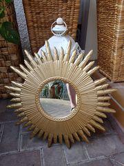 Prächtiger Spiegel Sonne