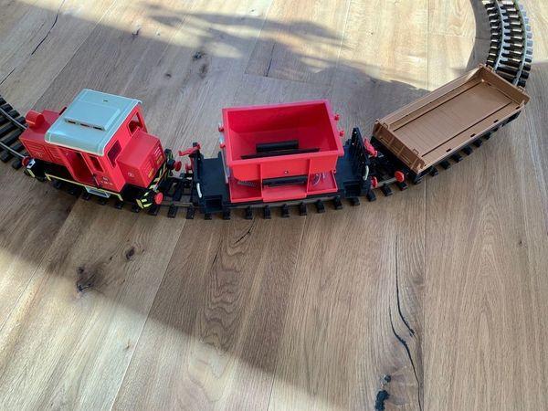 Playmobil Güterzug 4025 mit 2