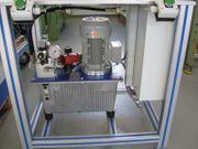 ydraulikpresse mit Siemens SPS Steuerung