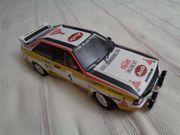 Rallye WRC Automobilmodelle M 1