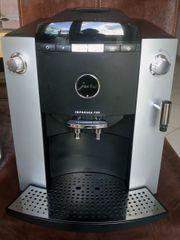 Kaffeevollautomat Jura Impressa F50 schwarz
