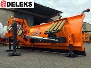 DELEKS LN-250-A Schneeschild mit Hebe-