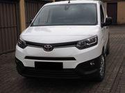 Kleintransporter Toyota Proace City launch