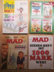 MAD - das vernünftigste Magazin der