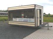 Imbisswagen Verkaufsanhänger Imbissanhänger Verkaufswagen Imbiss
