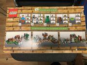 Verkaufe Lego minecraft