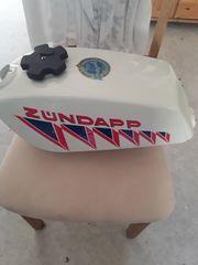 Zundapp Tank