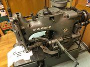 Industrie-Knopflochmaschine
