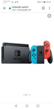 Nintendo Switch Konsole 32gb