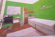 Kinder- Jugend-Zimmer Ausstattung XXXL- Neubert
