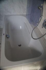 Badewanne Kunststoff 170cmx80cm neuwertig
