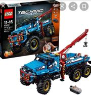 Lego Truck Abschleppwagen 42070