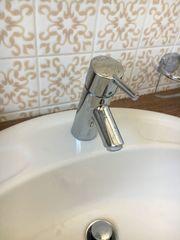 Wasserhahn 2x - Einhandmischer HansGrohe