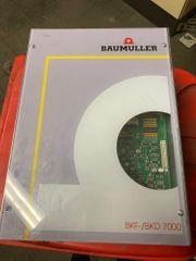 Baumüller BKF12 0200 420-520-70300000000 400V