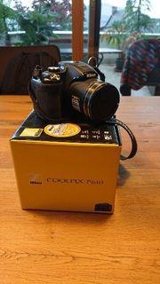 Digitalkamer Nikon P610